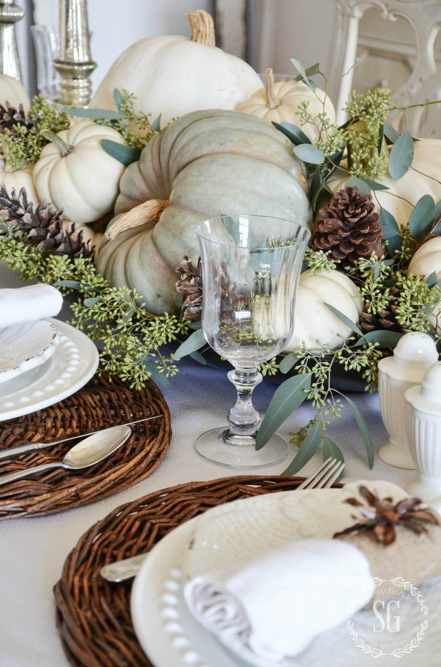 Friday favorites fall d cor northern belle diaries for Tablescape decor