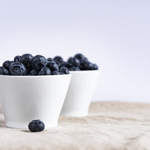 blueberry ramekins