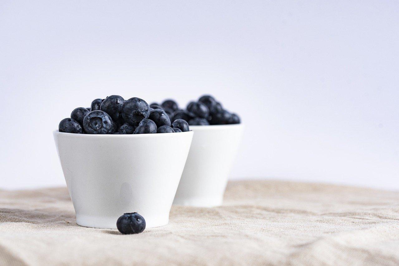 blueberry ramekins