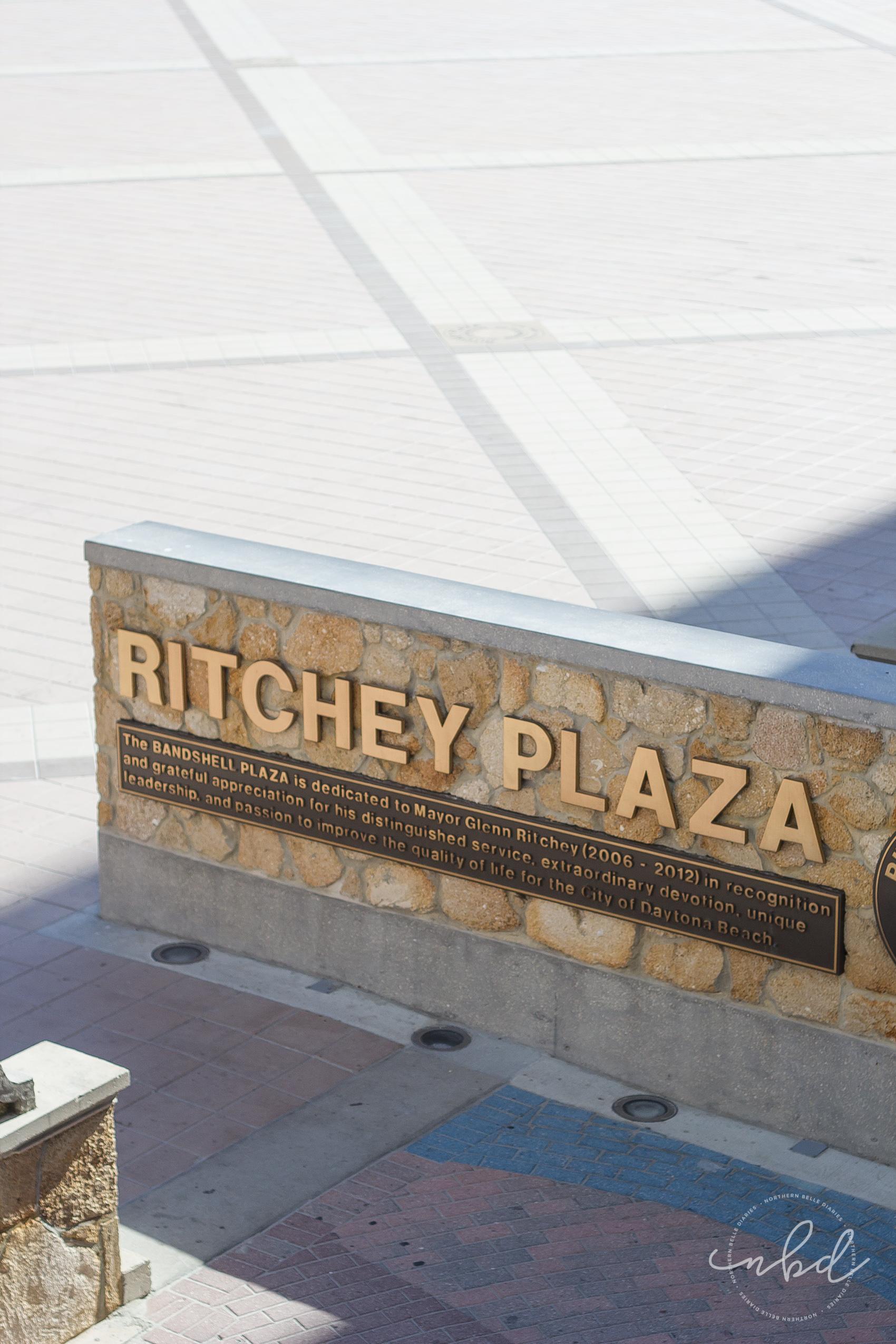 Bandshell Plaza - Daytona Beach