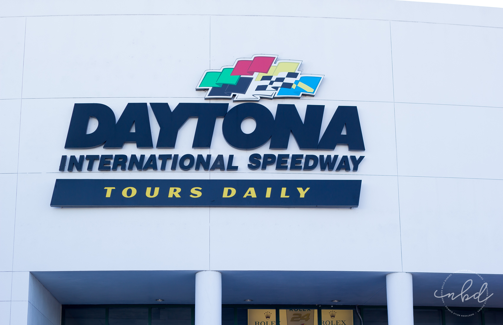 Daytona International Speedway - Daytona Beach