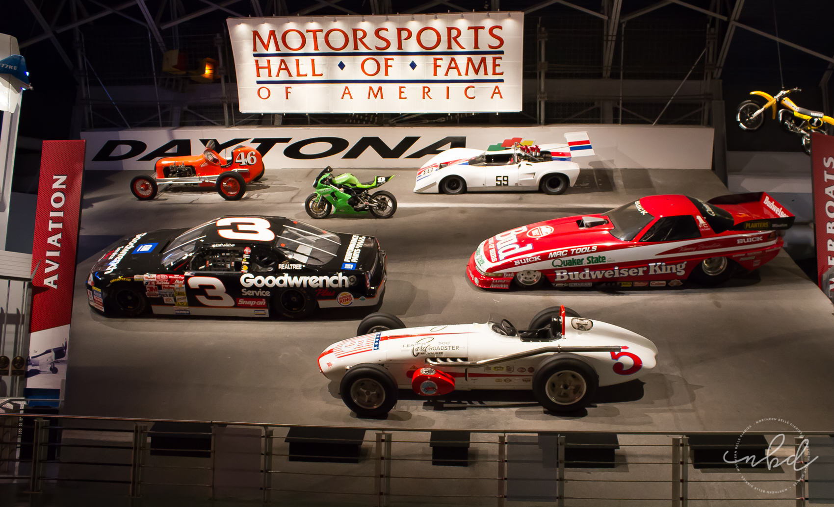 Daytona International Speedway Museum - Daytona Beach