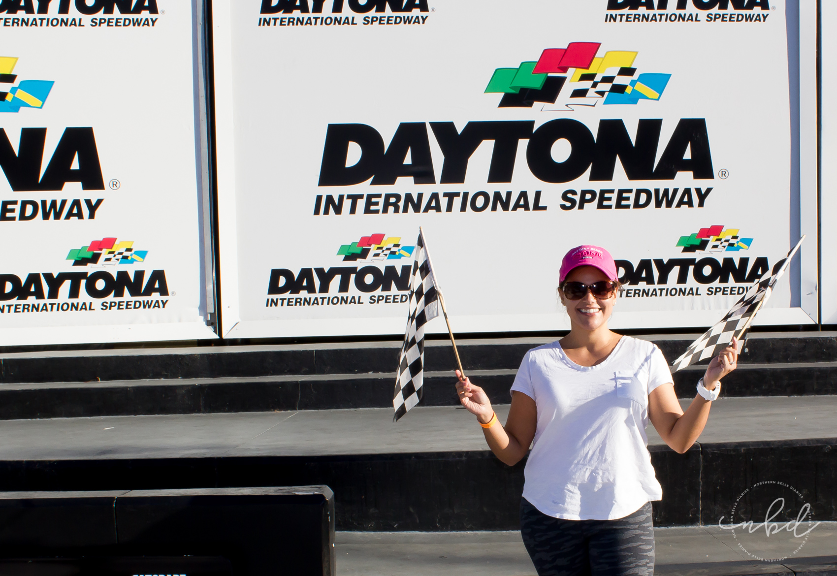 Daytona International Speedway tour - Daytona Beach