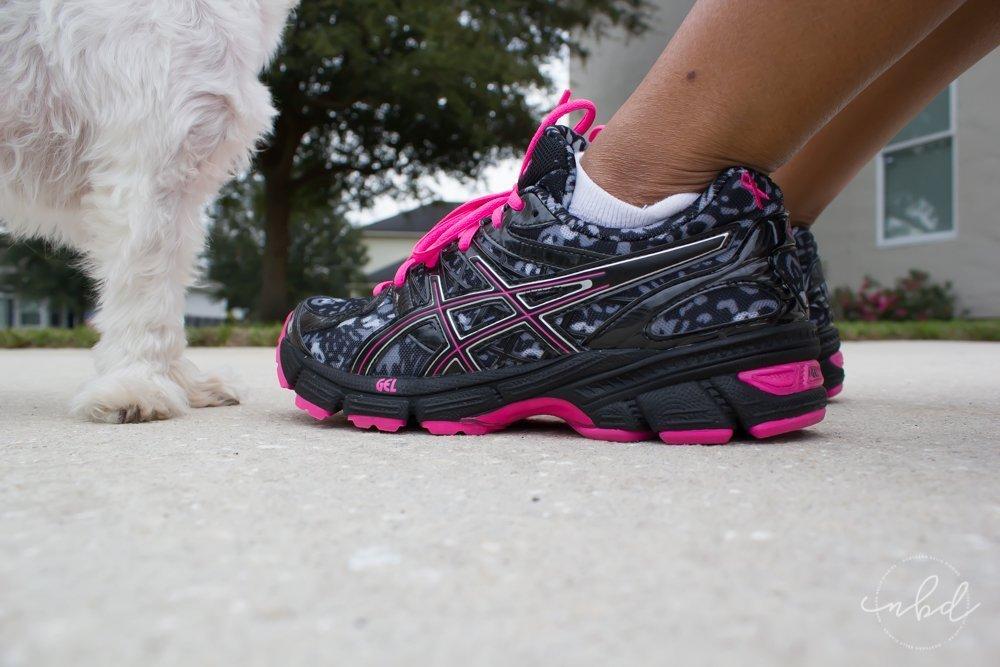 Famoust Footwear Asics #StepForward
