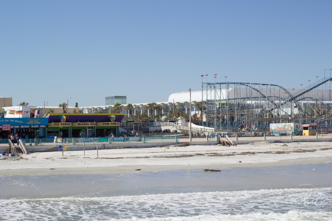 Main Street Pier & Boardwalk - Daytona Beach