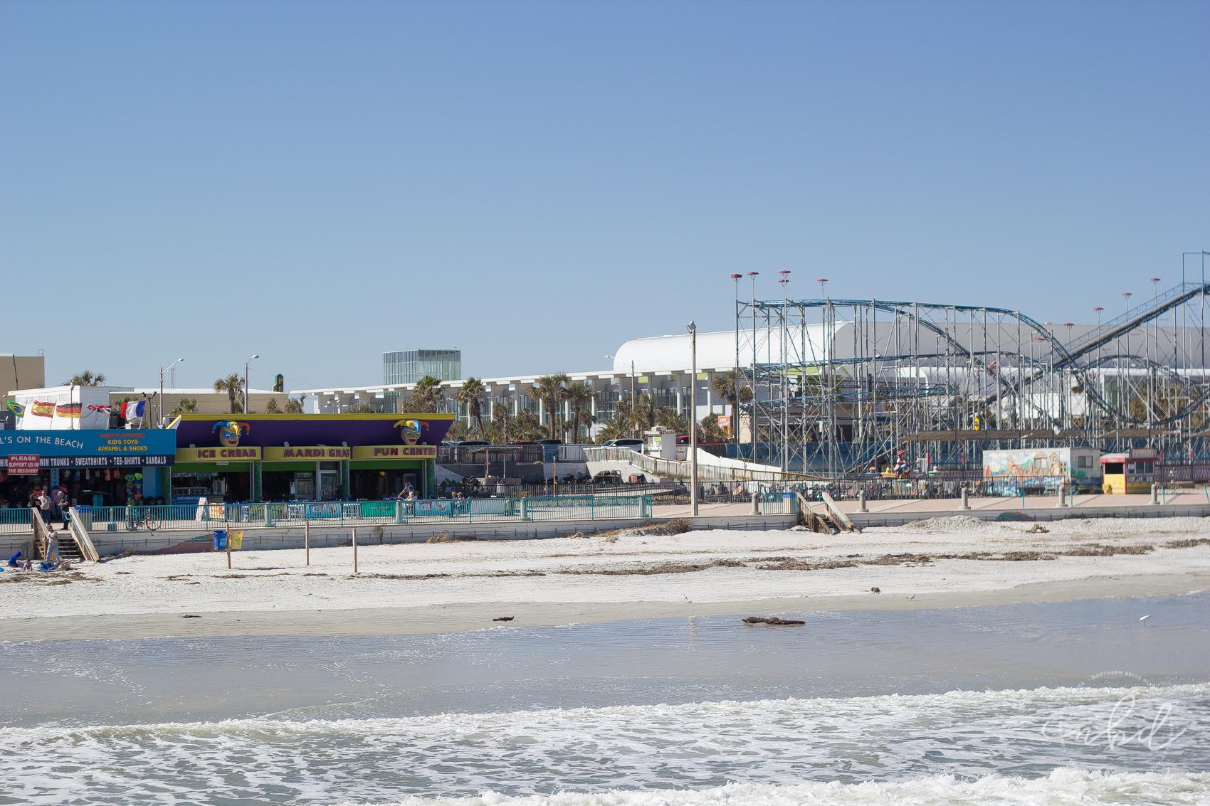 Main Street Pier & Boardwalk - Daytona Beach
