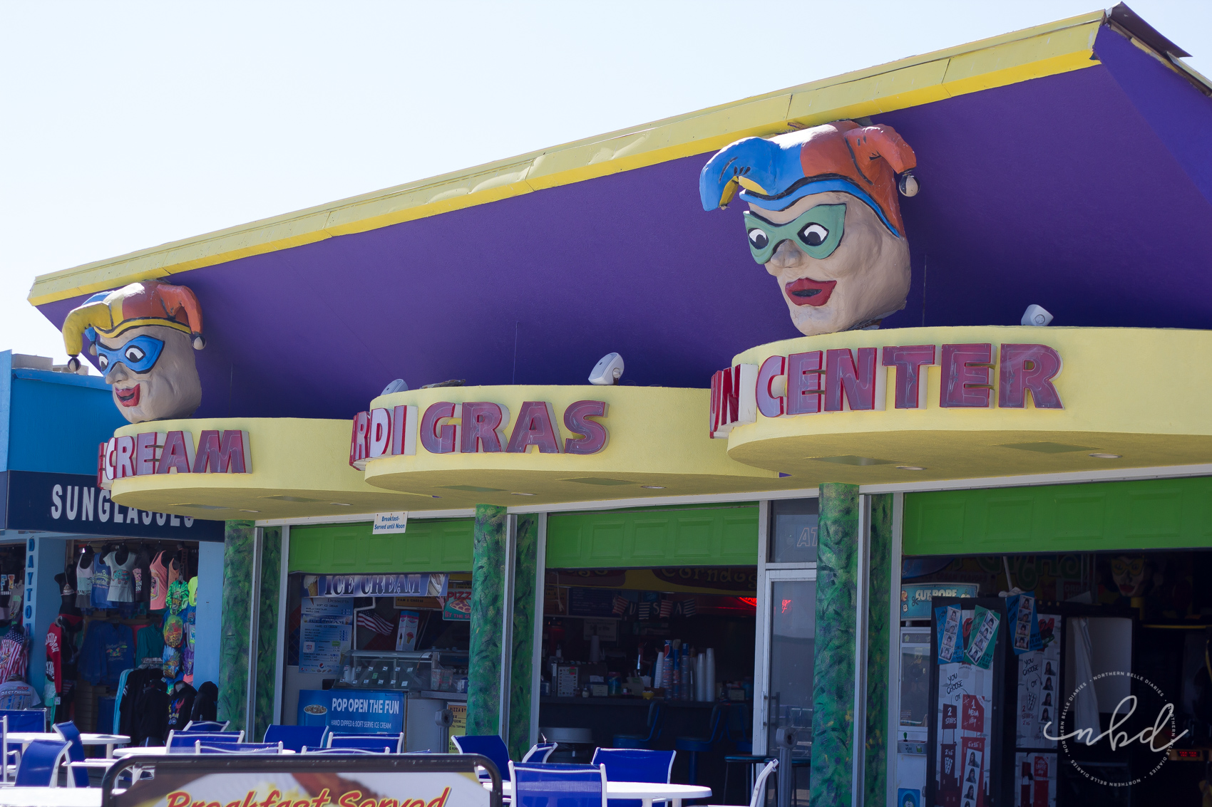 Mardi Gras Fun Center & Snackbar - Daytona Beach