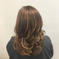 New hair: balayage
