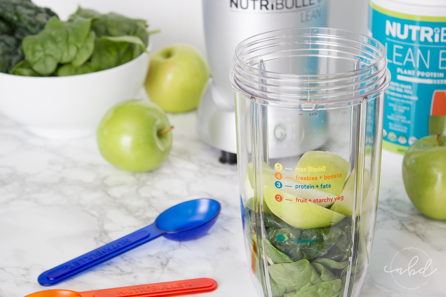 NutriBullet LEAN system 7-Day transformation