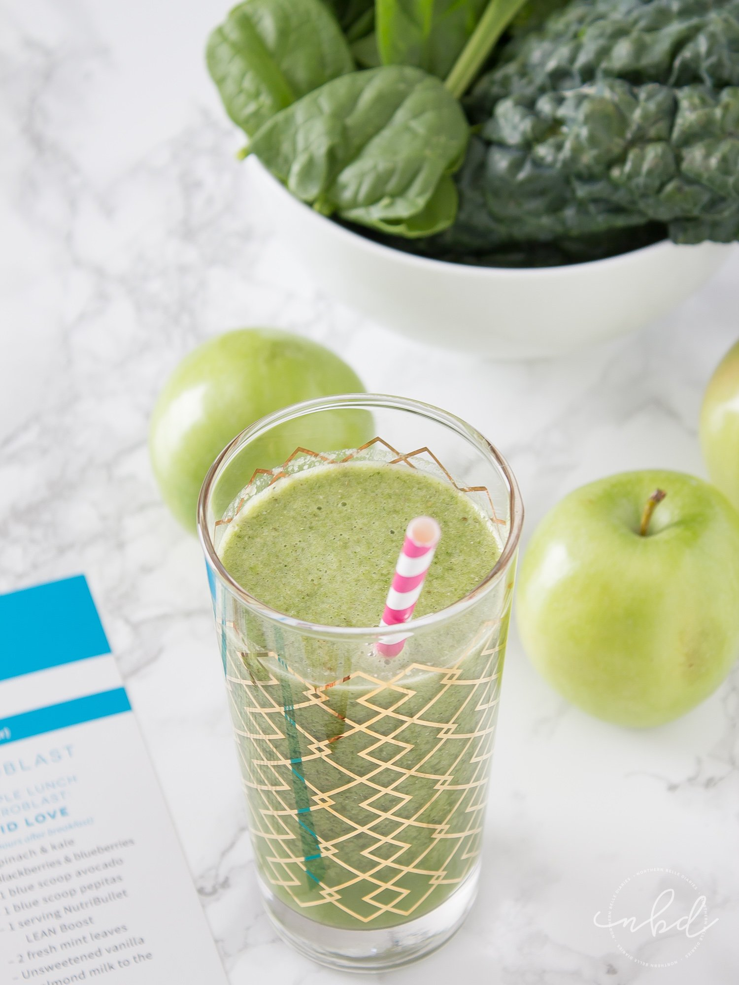 NutriBullet LEAN system 7-Day transformation smoothie mix complete