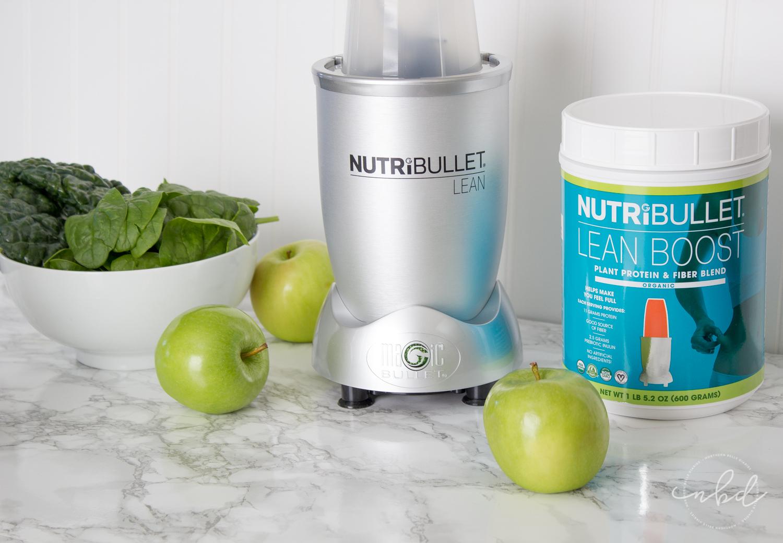 NutriBullet LEAN system