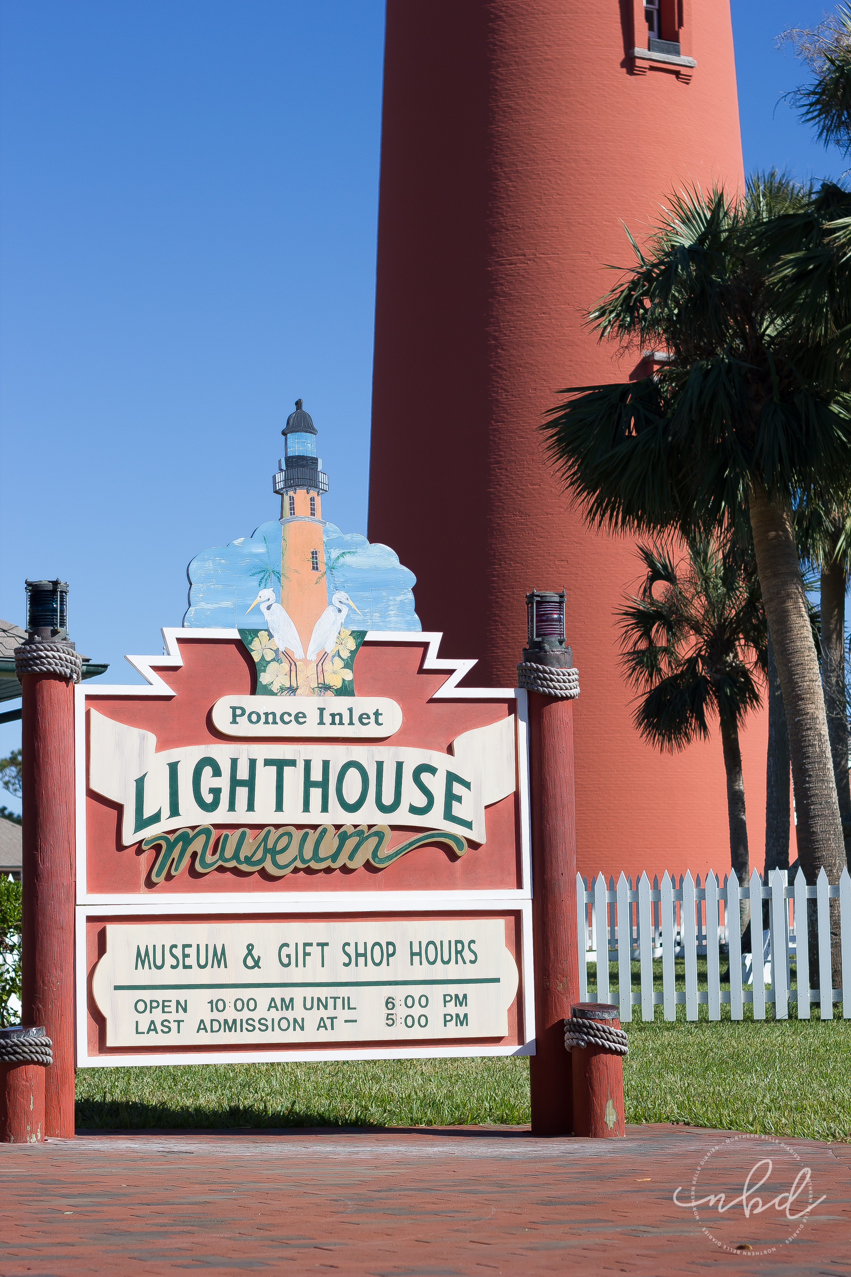 Ponce Inlet | Lighthouse Museum -Daytona Beach
