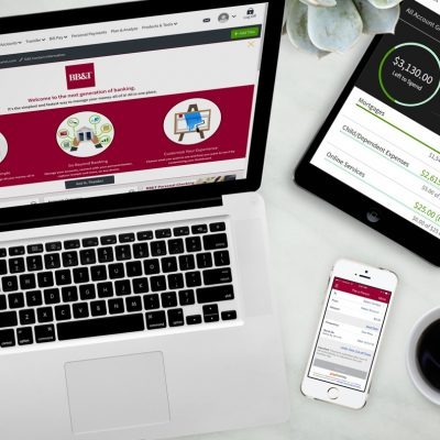 U by BB&T Mobile across devices