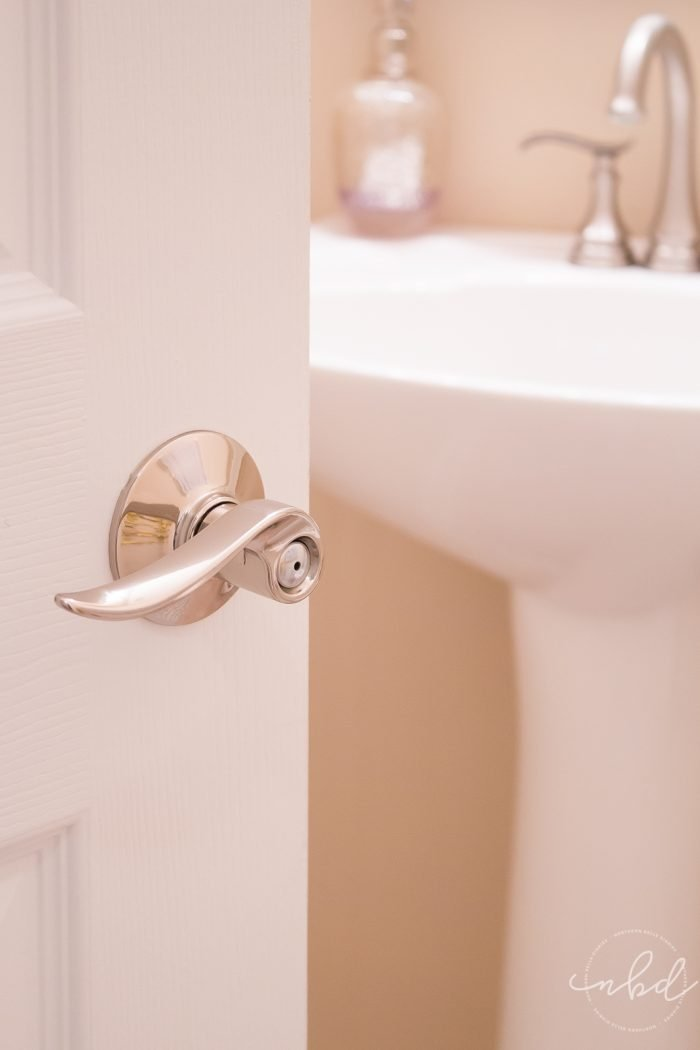 How to Install Reversible Doorknobs