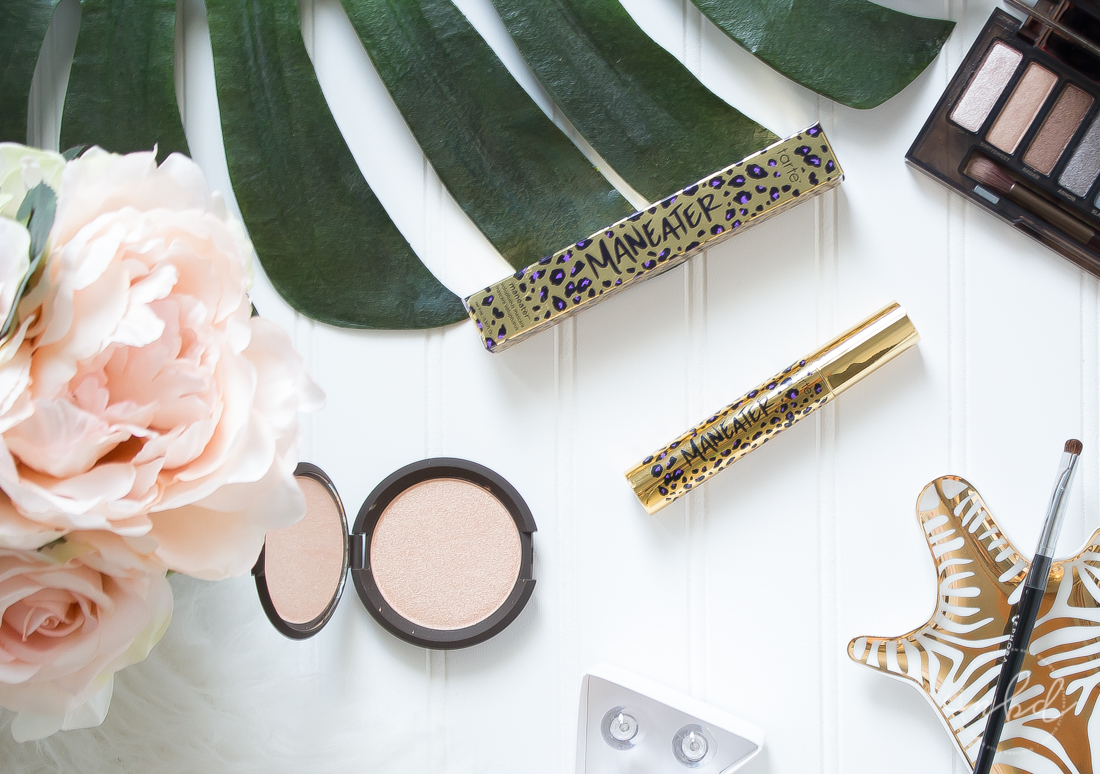Tarte Maneater Voluptuous Mascara Review #tartecosmetics
