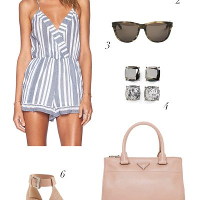 The Perfect Spring Brunch outfit