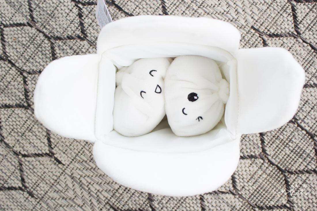 Andi's Famous Plush Dumplings