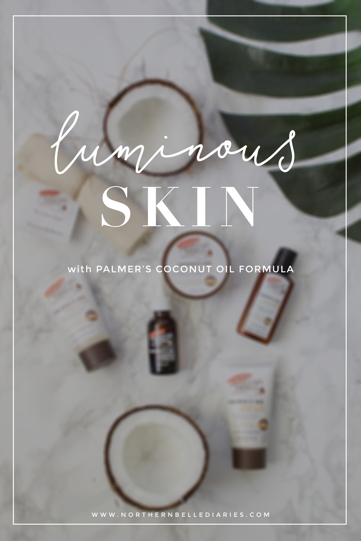 Luminous and Radiant Skin by @Palmers Coconut Oil Formula #CoconutRadiance #ad #review #greenbeauty #beauty #naturalskincare #natural #skincare #coconut #coconutoil #makeupremover