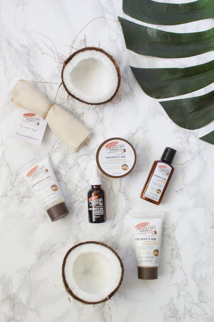 Luminous + Radiant Skin with Palmer's Coconut Oil Formula