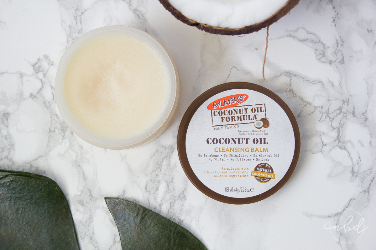 Palmer's Coconut Oil Formula | Coconut Oil Cleansing Balm #CoconutRadiance