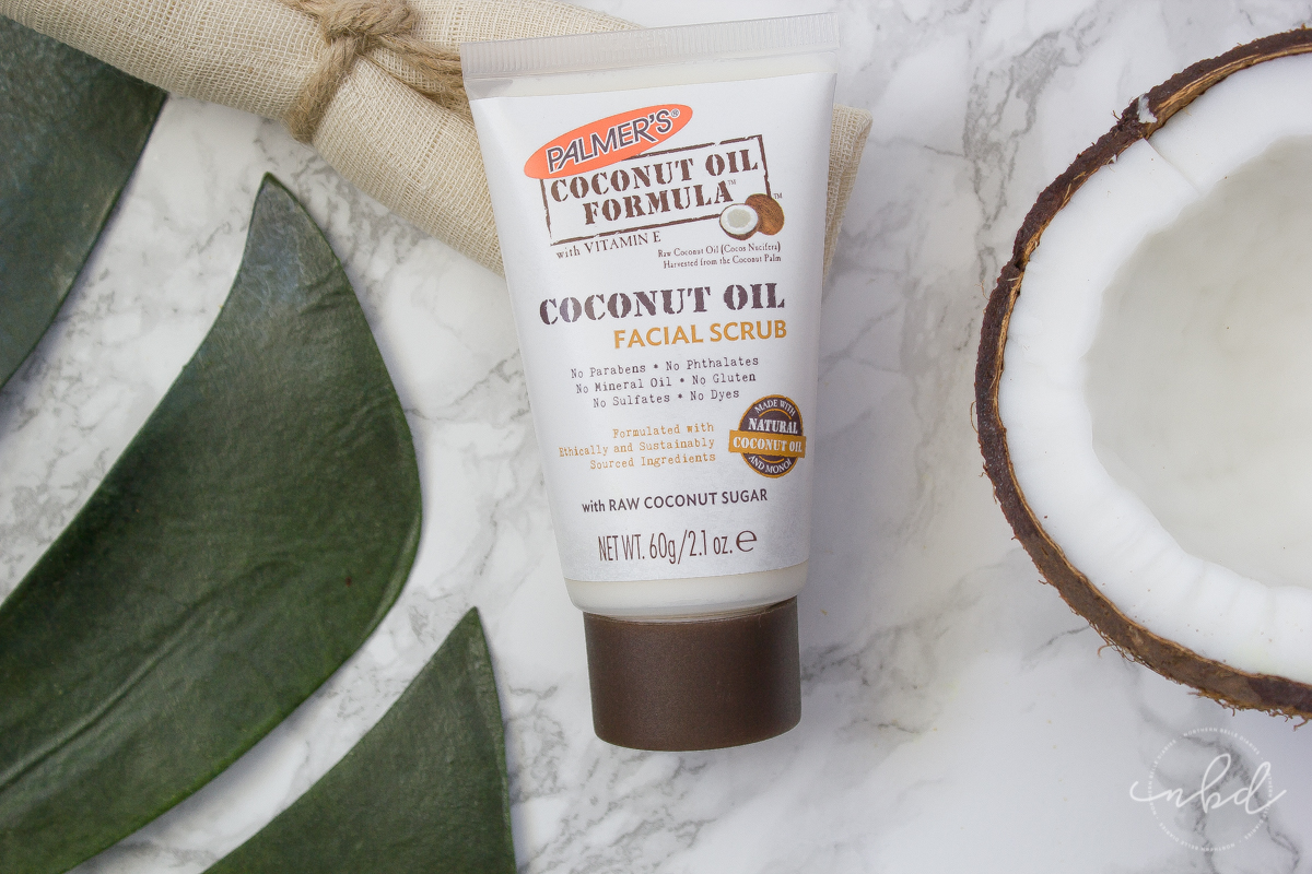 Palmer's Coconut Oil Formula | Coconut Oil Facial Scrub #CoconutRadiance