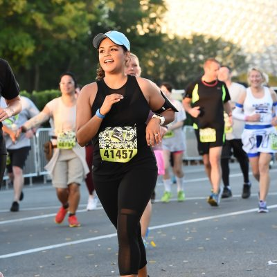 Disney Star Wars Darkside Challenge 5k | nearing the finish line