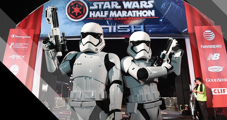 Star Wars Half Marathon - The Dark Side