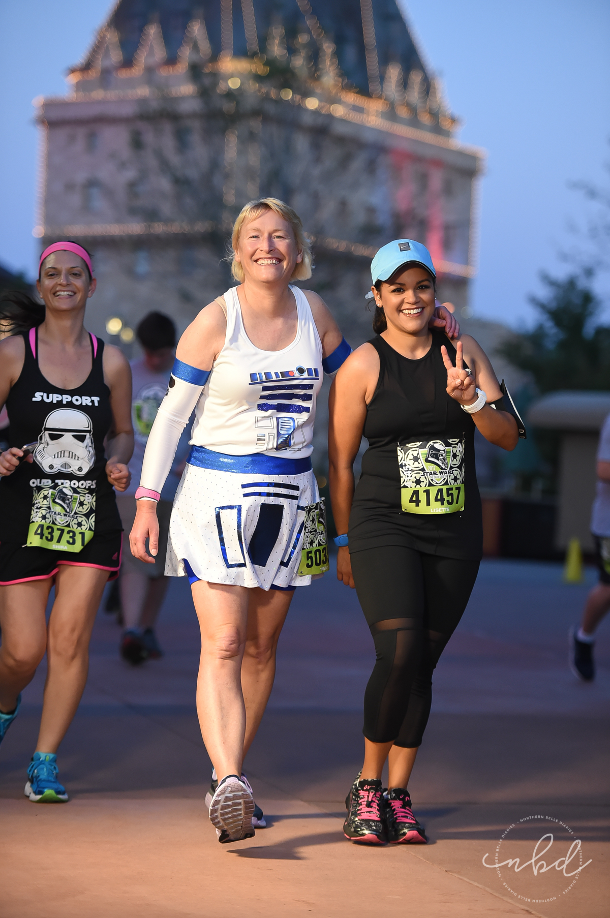 Disney Star Wars Darkside Challenge 5k