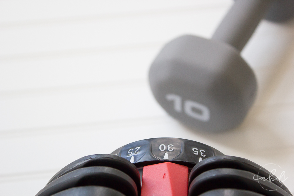 5 Must-Have Pieces of Fitness Equipment for Home Workouts | Dumbbells or Adjustable Weights