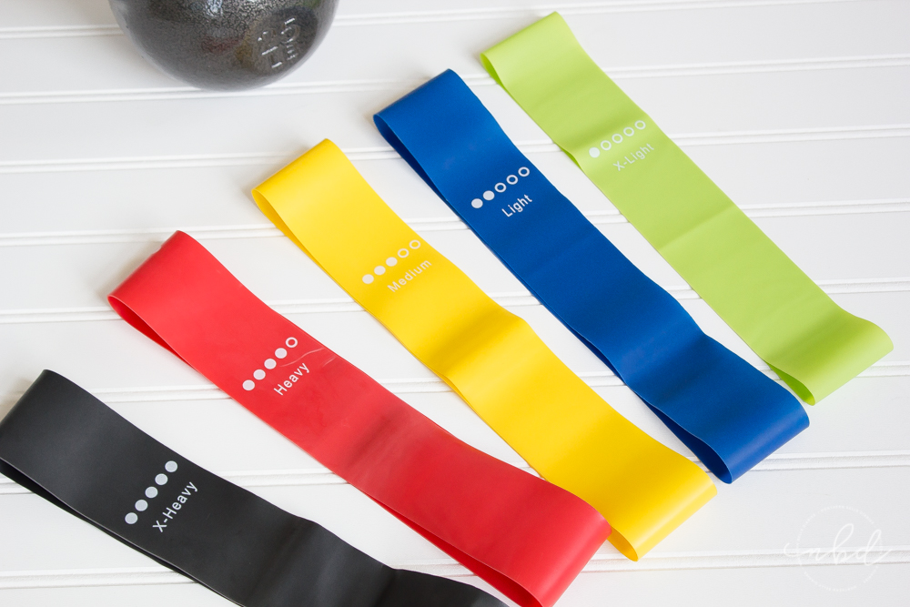 5 Must-Have Pieces of Fitness Equipment for Home Workouts | Resistance Bands