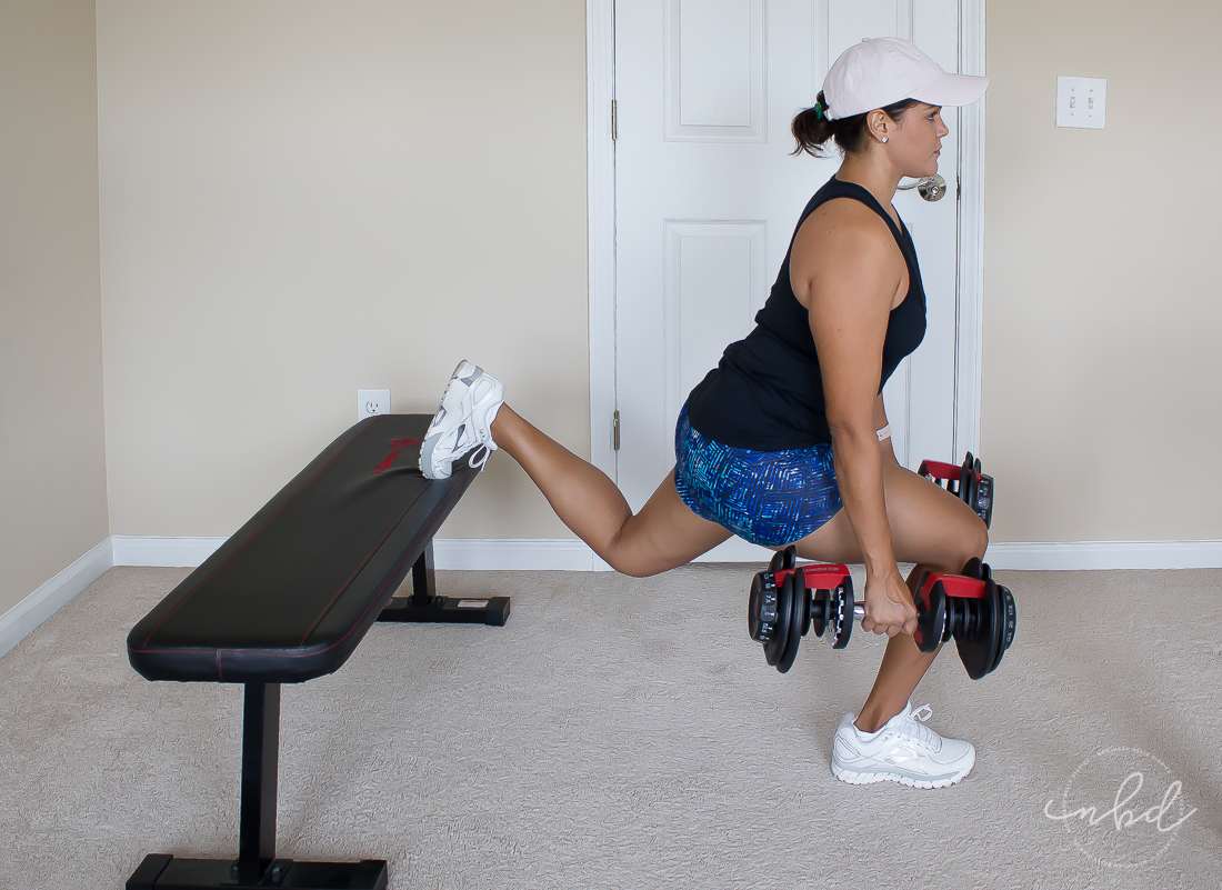 The Best Lower Body Exercises for Home Workouts | Bulgarian Split Squat