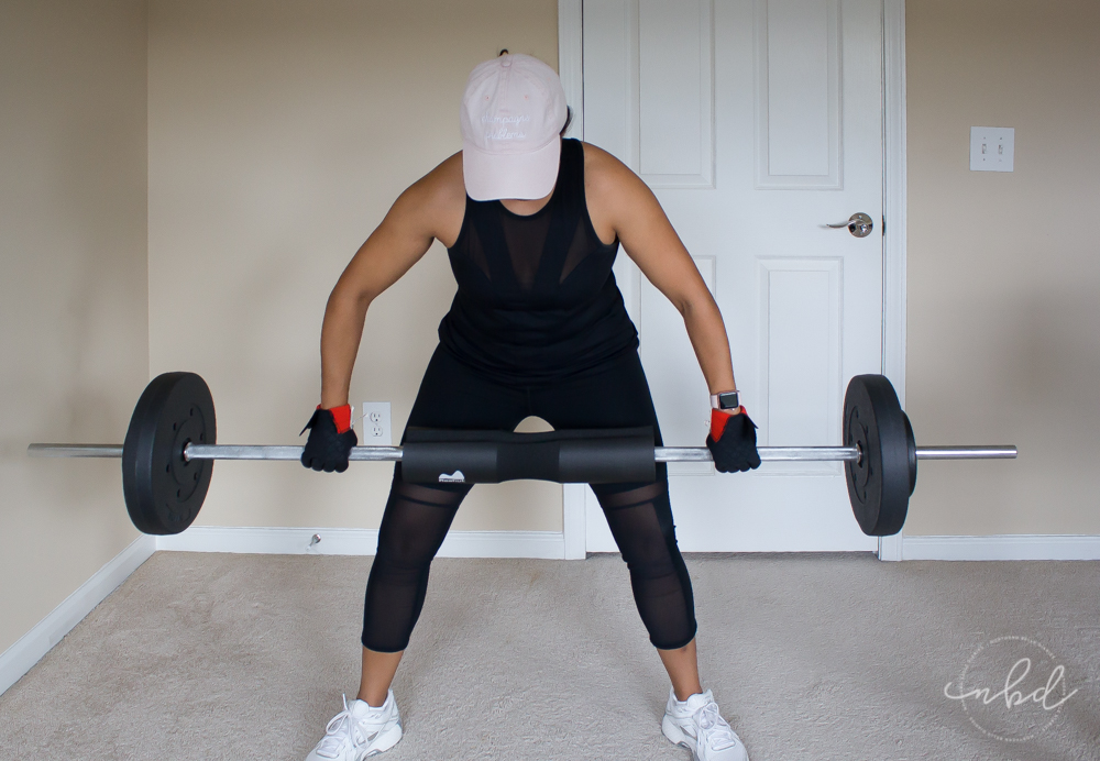 The Best Lower Body Exercises for Home Workouts | Barbell Sumo Squat