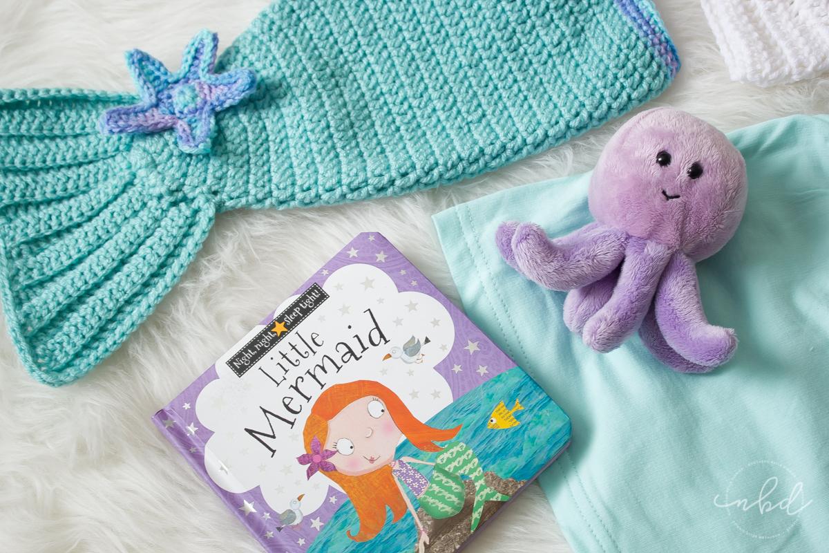 The Perfect Mermaid Baby Shower gift | @BraziKat