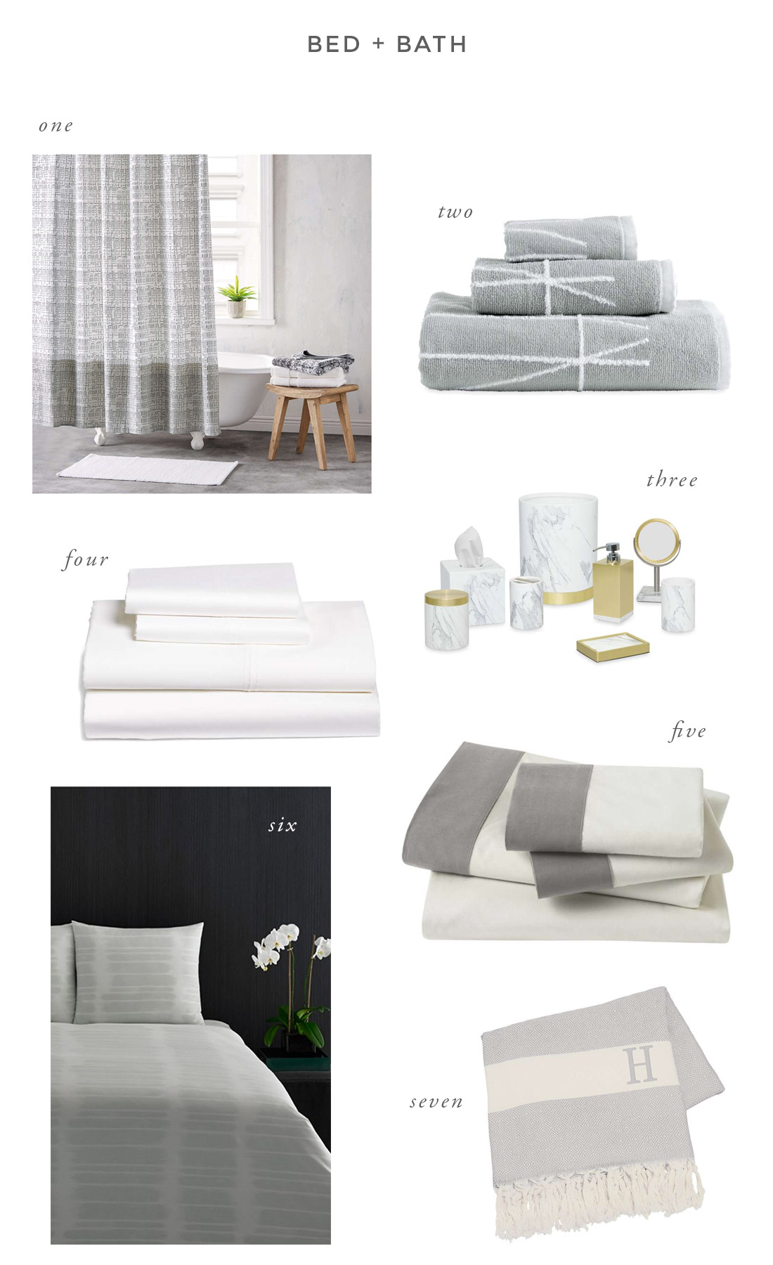 Nordstrom Anniversary Home Sale | Beth & Bath