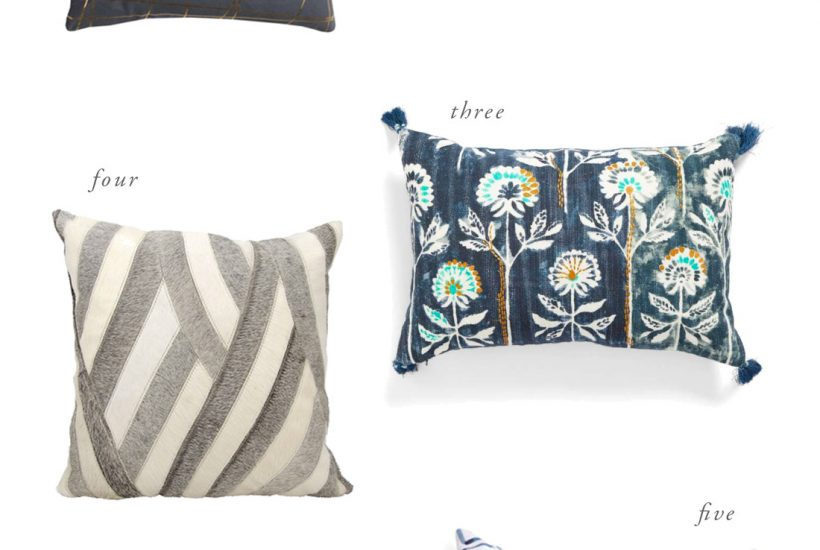 Nordstrom Anniversary Home Sale   Pillows