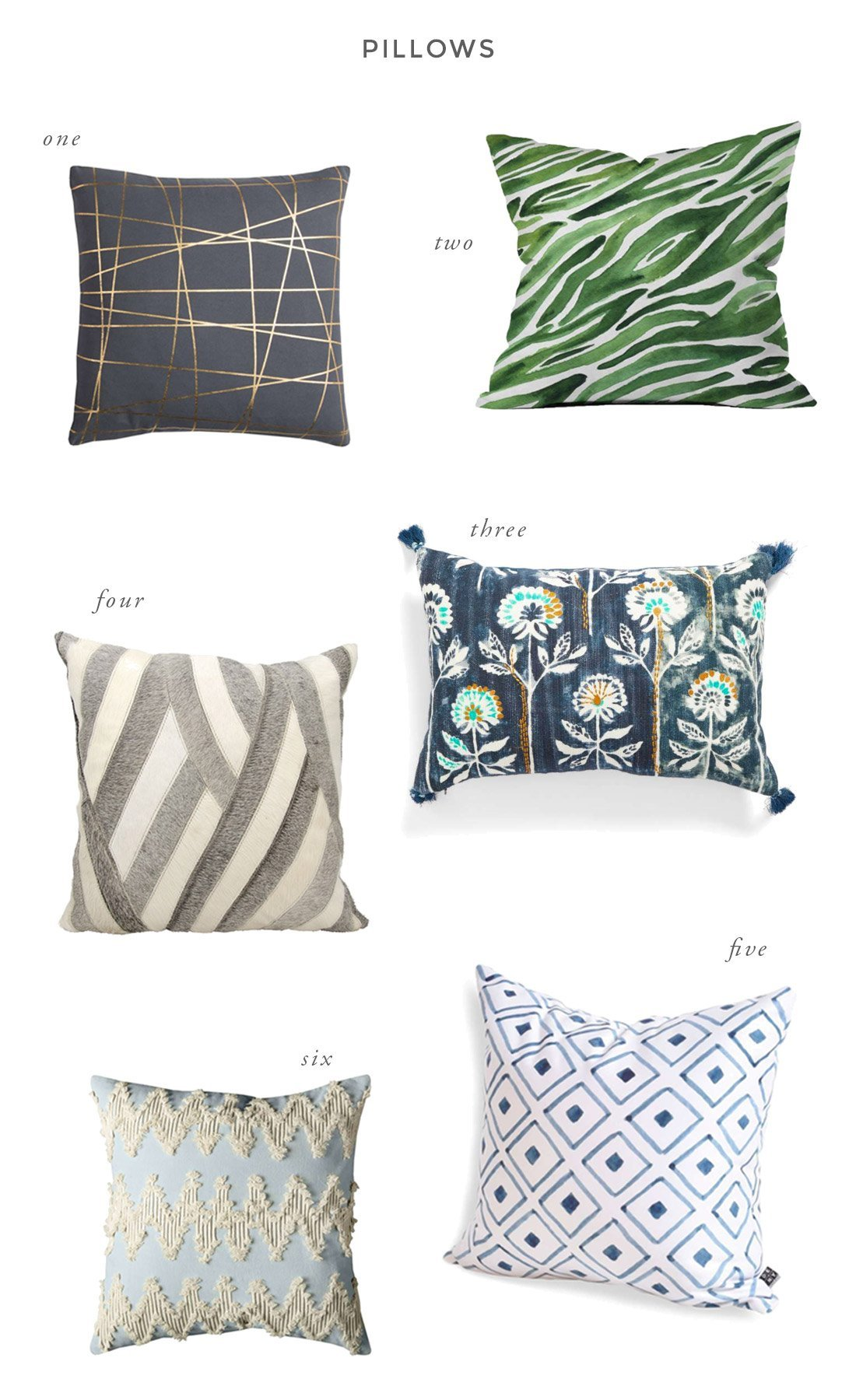 Nordstrom Anniversary Home Sale | Pillows