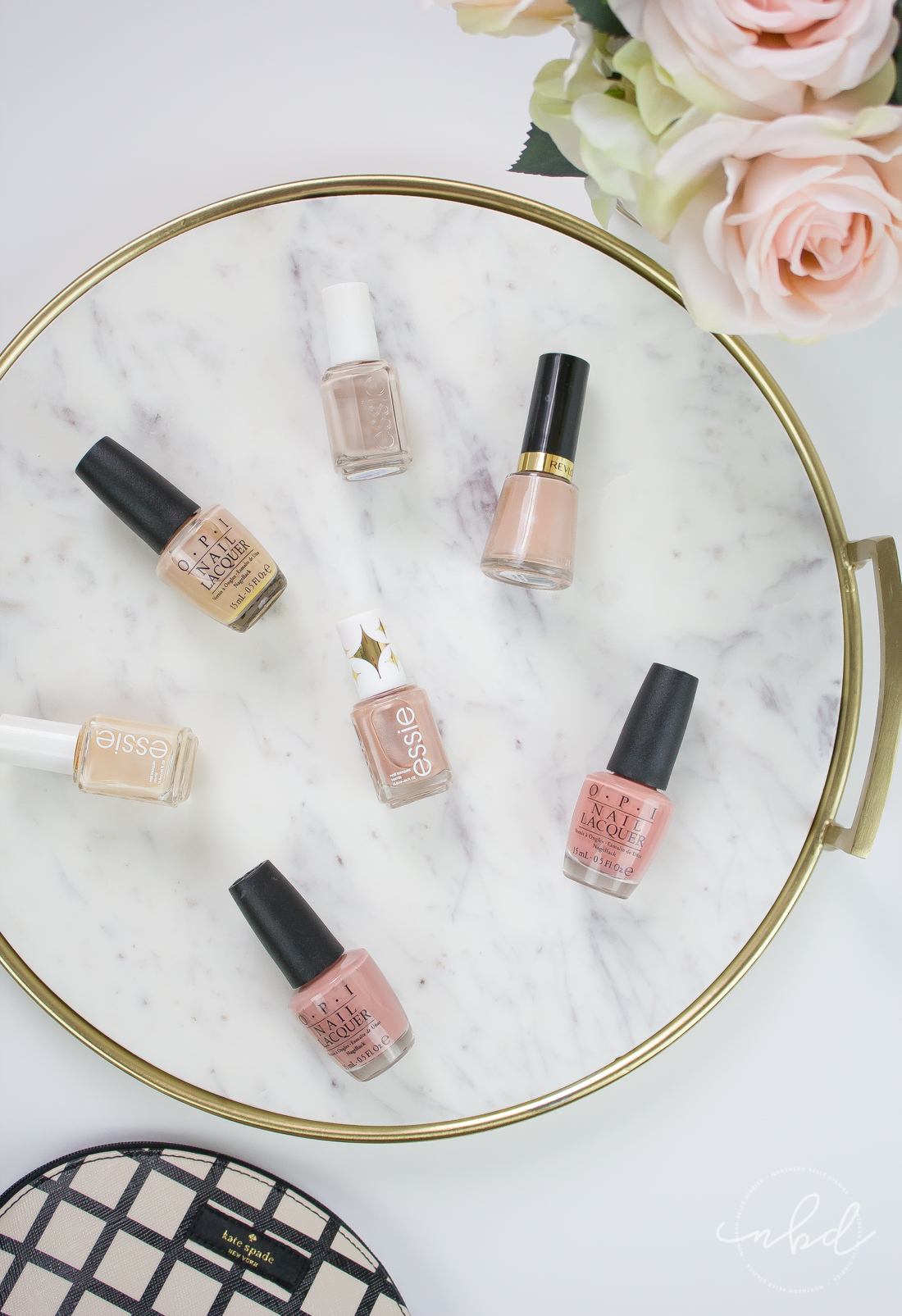 My Favorite Nude Nails for Golden Skin Tones