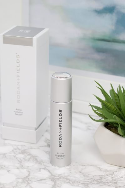 Summer 2017 Beauty Haul | Rodan + Fields Active Hydration Serum