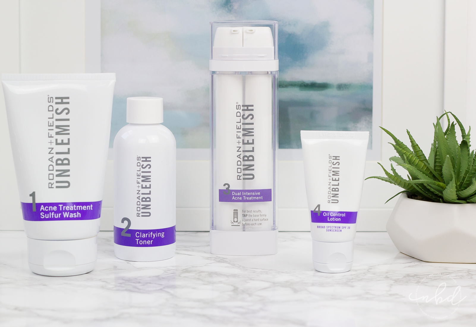 Anti-Aging Skincare for Acne-Prone Skin | La La Lisette | Rodan + Fields Unblemish