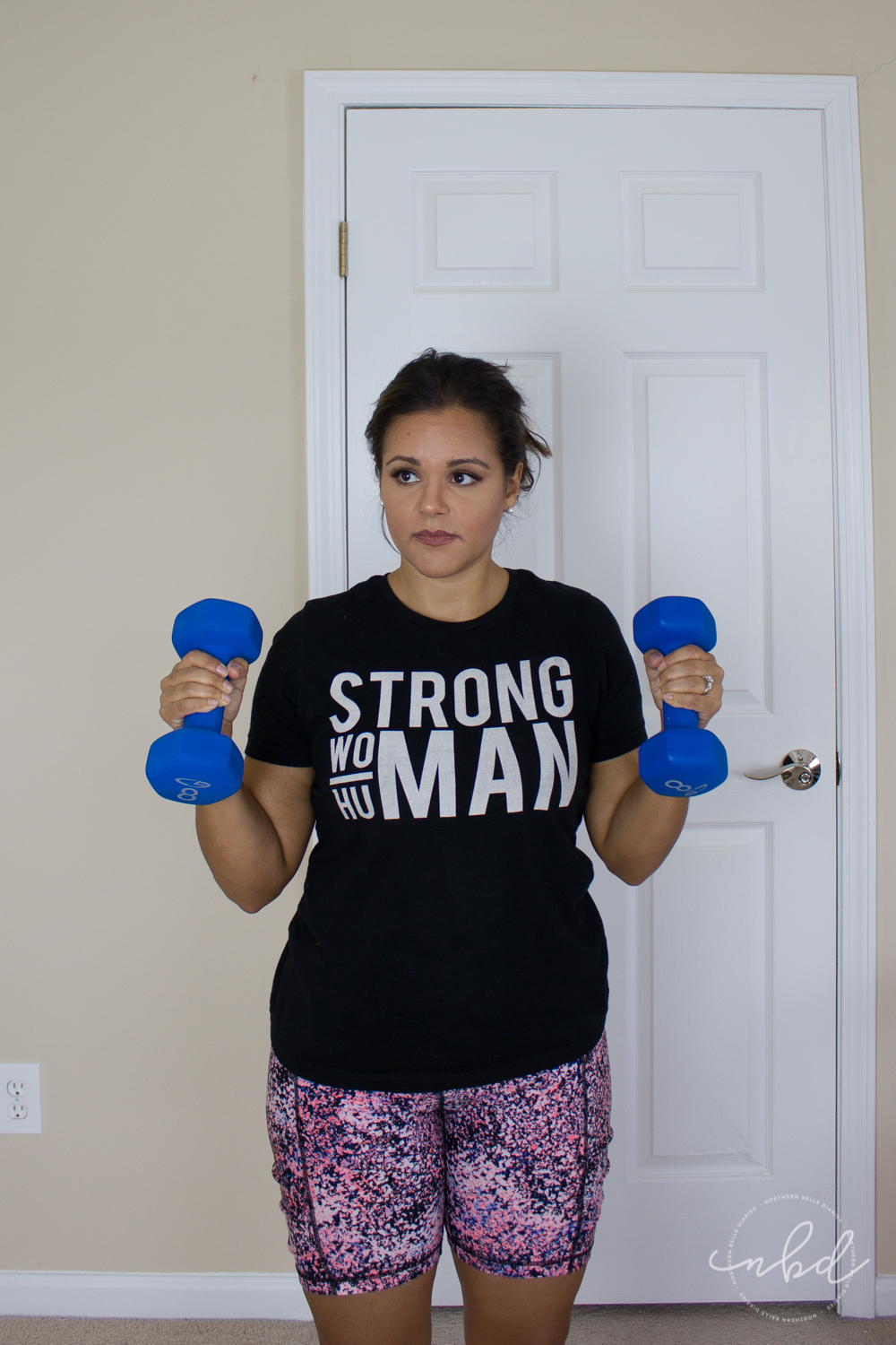 Upper Body Exercises for Strong and Sexy Arms & Shoulders   Hammer Curl