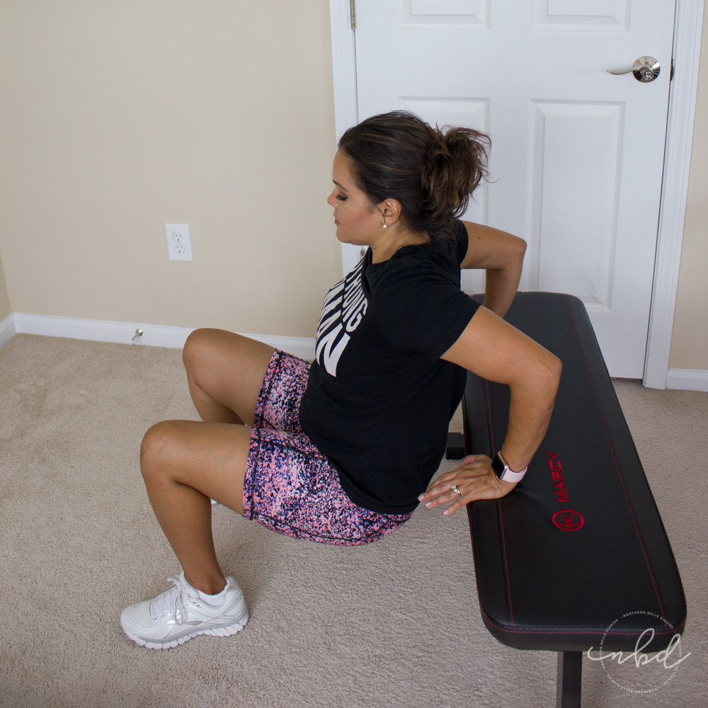 Upper Body Exercises for Strong and Sexy Arms & Shoulders   Tricep Dips b