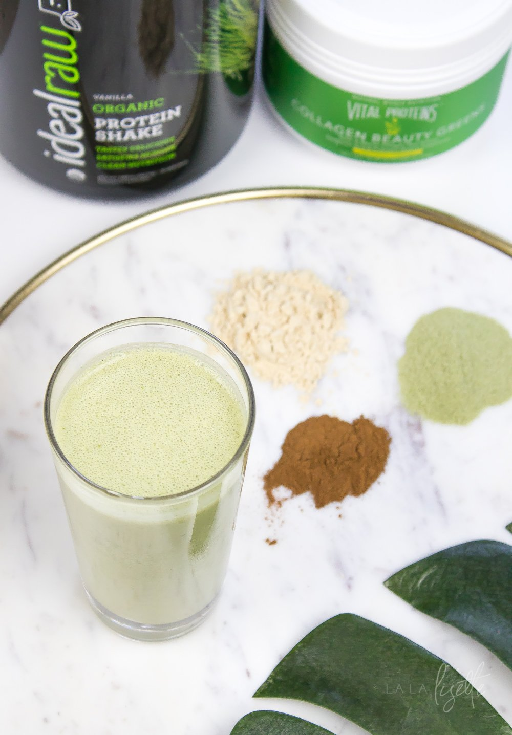 Collagen Protein Smoothie for Beauty