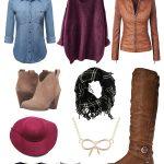 10 Fall Closet Staples from Amazon #fallfashion #affordablefashion