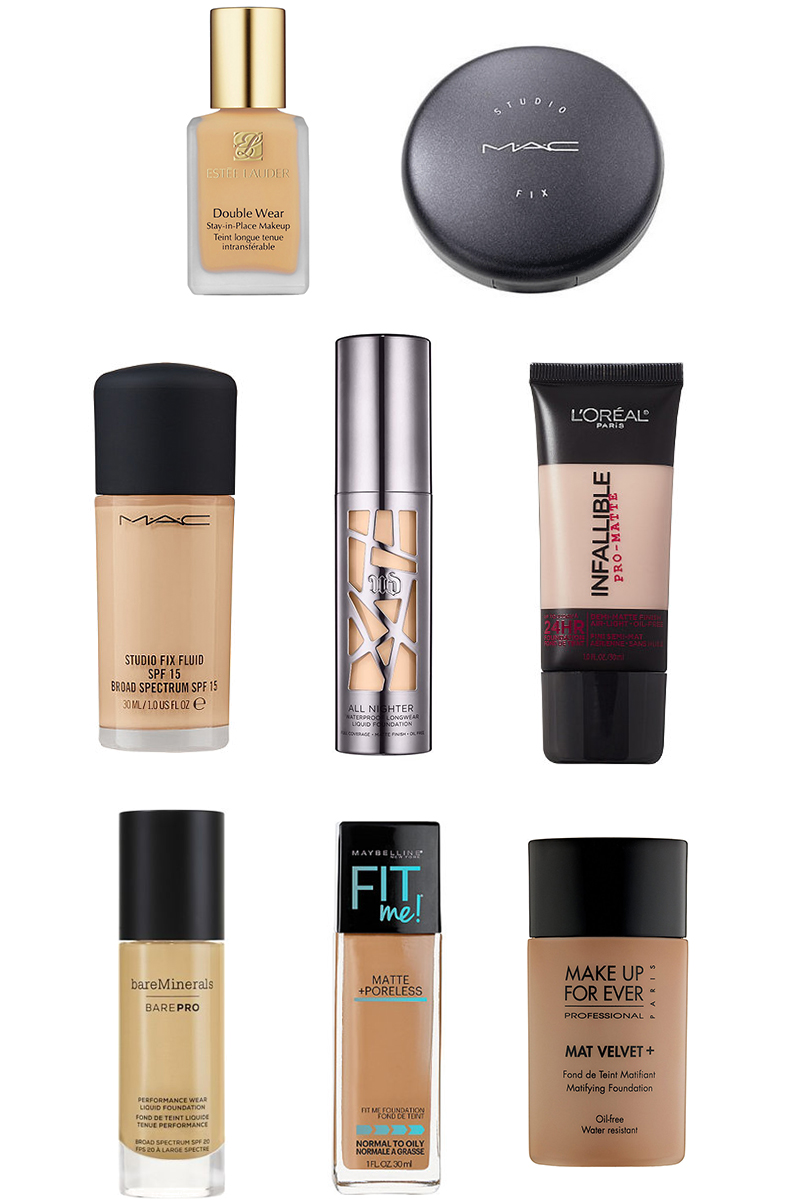 Best Foundation Makeup For Oily Skin