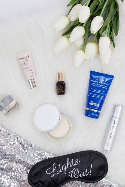 My Nighttime Skincare Routine