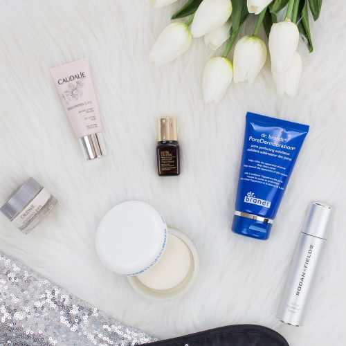Nighttime Skincare Routine for Adult Acne-Prone Skin in your 30s