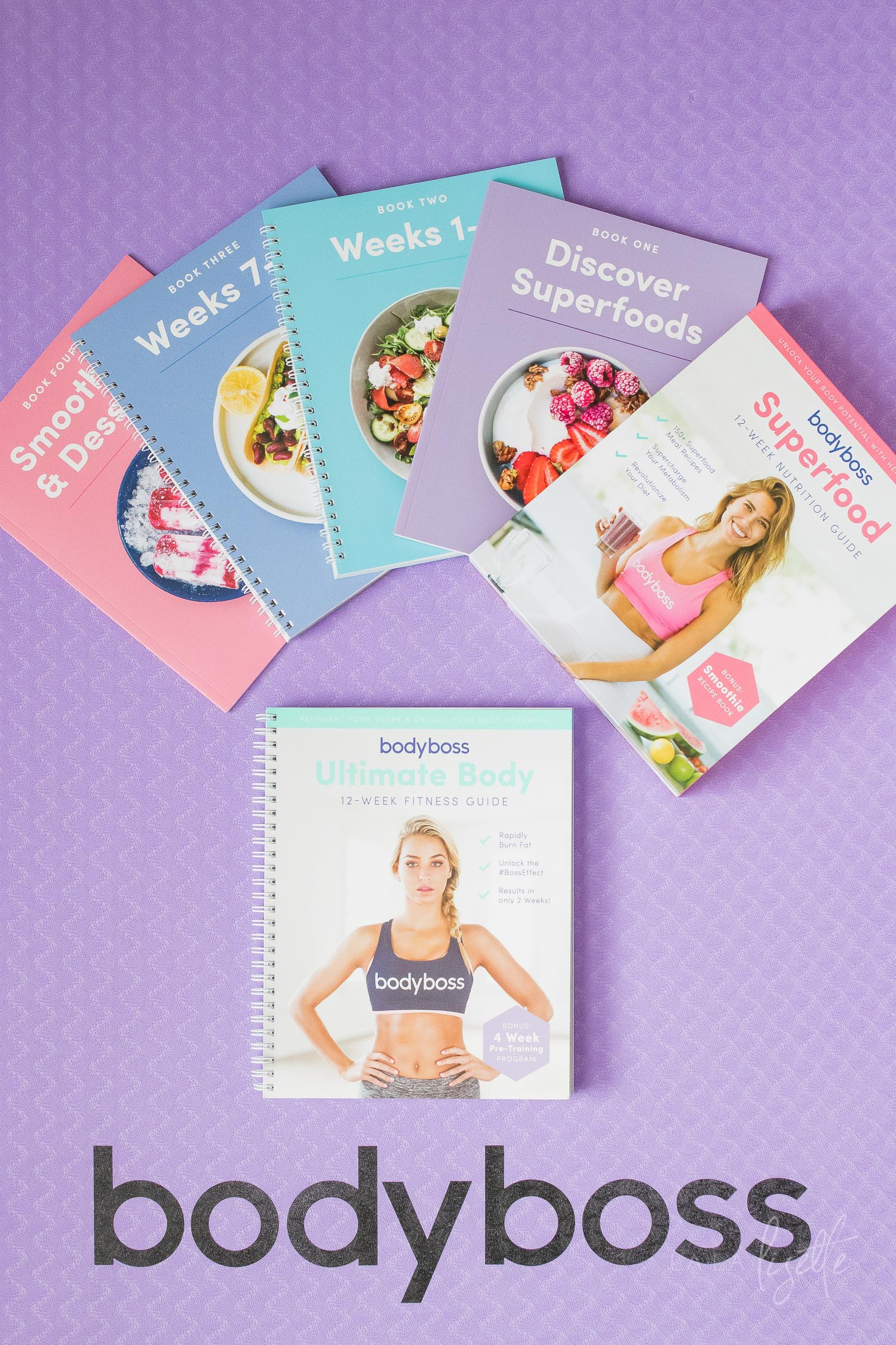 BodyBoss Fitness Guide and Nutrition Guide
