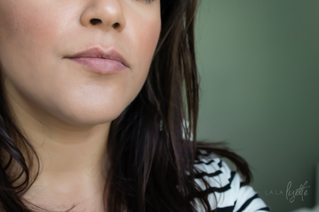 Fuller + Younger Looking Lips with PMD Kiss | La La Lisette - after