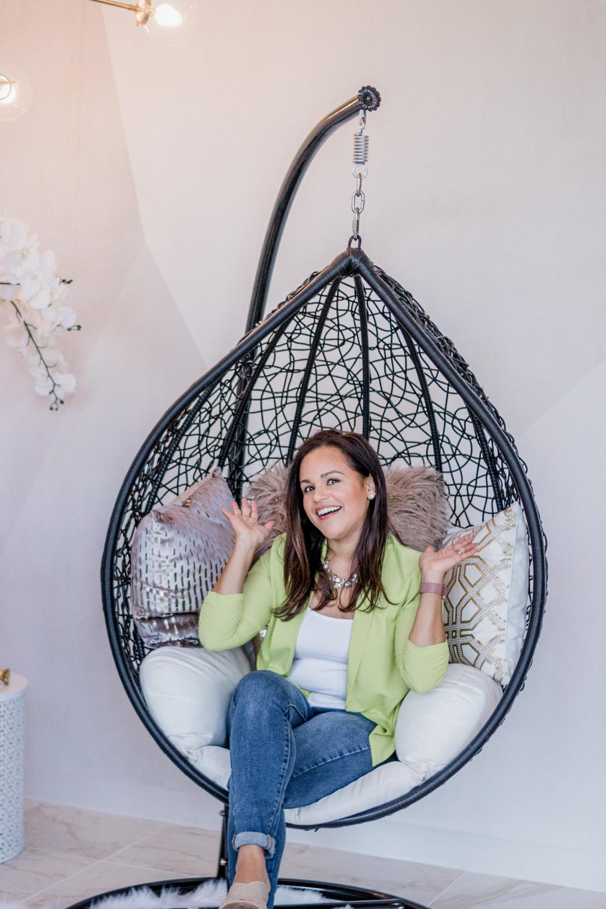 Lisette, Jacksonville blogger, at LASH Jax