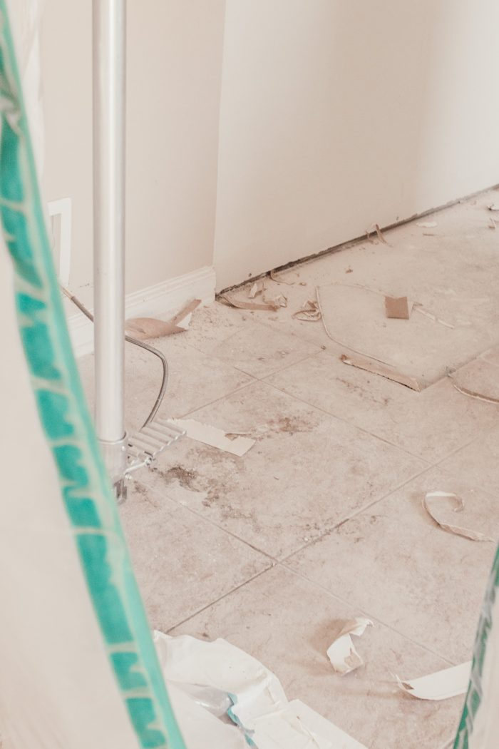 Our Kitchen Disaster – An Involuntary Renovation